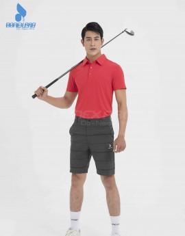 Quần thể thao Golf nam MSC-996-18 Xám kẻ