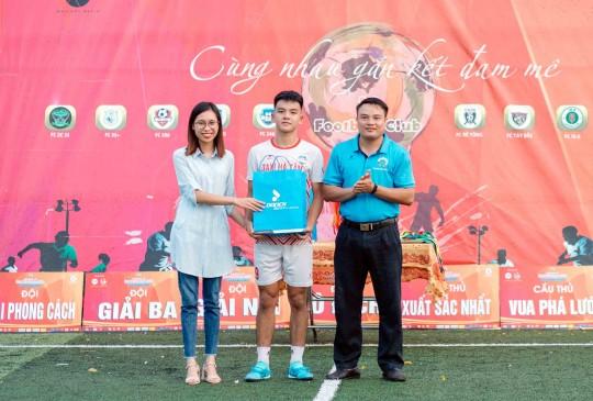 Bế mạc Giải Bóng đá Hòa Bình League 2020 - CUP DONEXPRO