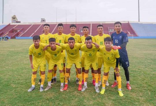 Donexpro đồng hành cùng Phú Thọ FC tham dự Giải bóng đá Hạng Nhì